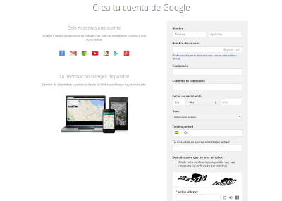 Gmail en Outlook Fran Bravo gestion de presencia en internet