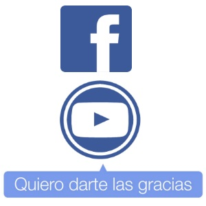 Video agradecimiento Facebook - Fran Bravo Gestion de presencia en Internet - Social Media - Community Manager - Blogs - Blogger - Villena - Alicante